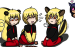 Pet Marus Galore by forestchick501