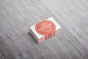 Business Cards Mock-ups by Itembridge