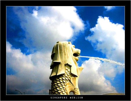 Symbol Of Singapore by dendennism