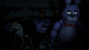 Bonnie by ColinShooter