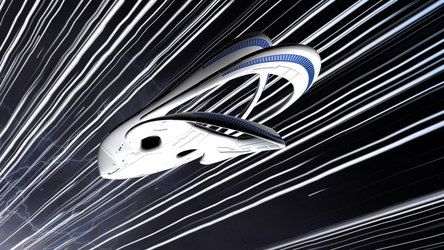Daz Vanishing Point The Orville Hyperspace 2 by anthsco