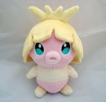 Shiny Smoochum by PlanetPlush