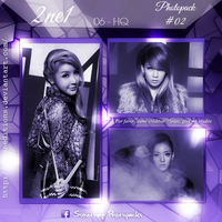 +2NE1 | Photopack #OO2 by AsianEditions