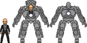 Iron Monger by MicroManED