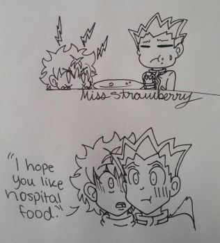 When Gon Eats the Last Cookie by MissStrawberry28