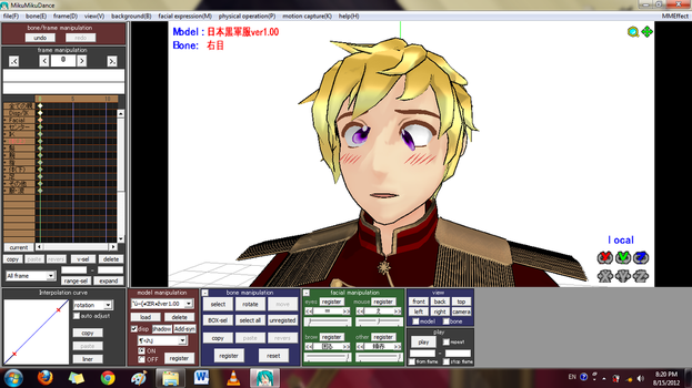 Hetalia MMD - Help, please? by YuMoriChii