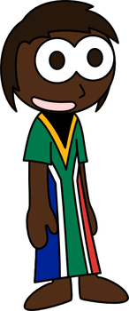 South Africa kid by lizard-socks