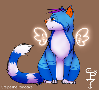 A Fluff by CrepeThePancake