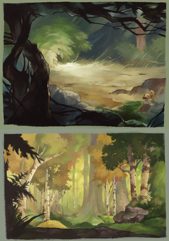 bg studies by mintlark