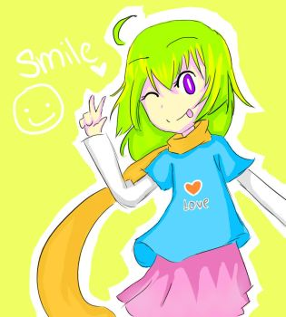 Smile by Satchiko-chan