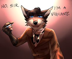Vigilante by captyns
