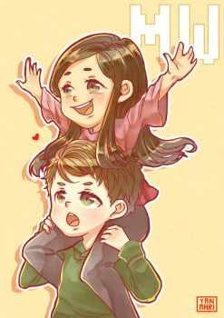 Mayward: Fly High and Onwards ! by Soverrein