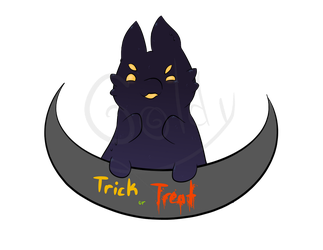 (DTA Entry) Trick or Treat, Motherf-- by hollyleaf53