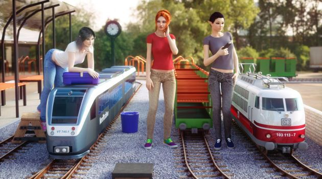 Getting park railway up and running by pnn32
