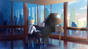 City-light Melody by Sol-play