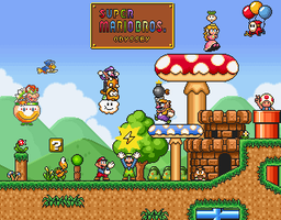 SMB: Odyssey Support Banner (for forum signatures) by smbmaster99
