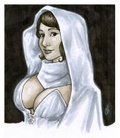 The Ghost-ly Bellechere by BigChrisGallery
