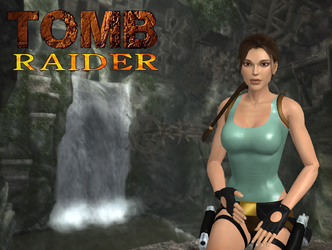 Tomb Raider - The Lost Valley by JasonCroft