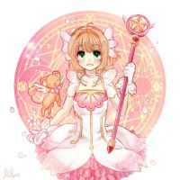 Sakura Card Captor (Manga New SS) by ShinnieShys