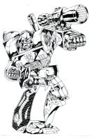 megatron by Capocyan-Arvin