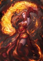 Lina by CGlas