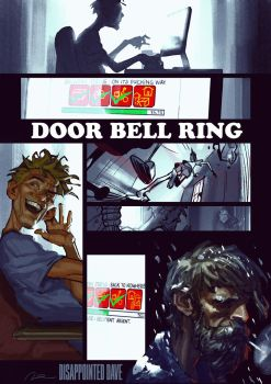 Disappointed Dave 03 - Door Bell Ring by AldgerRelpa