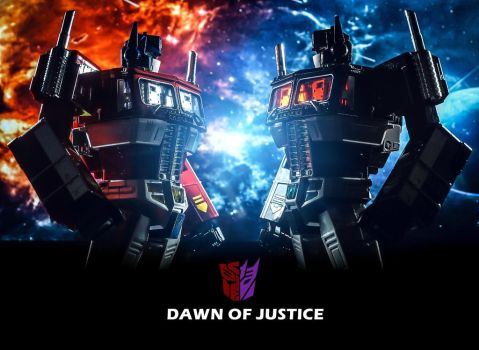 DOWN OF JUSTICE by manbu1977
