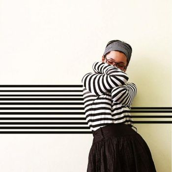 I told you stripes are love. by elyoo