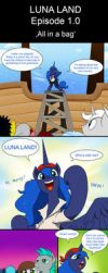 Luna Land Episode 1.0 by doubleWbrothers