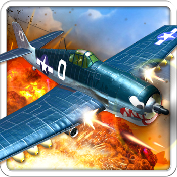 Air Combat Pilot WW2 Pacific Game by rOEN911