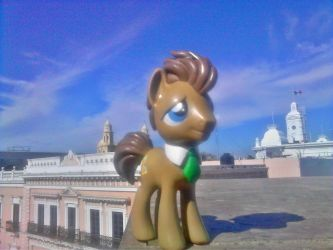 Doctor Whooves en Sonora by Catsofdeath