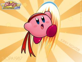 Kirby Fighter by Blopa1987