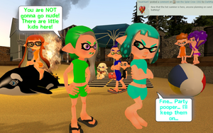 Ask the Splat Crew 1504 by DarkMario2