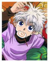 killua cute by kinly