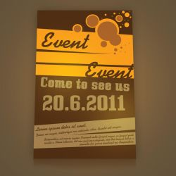 Event Flyer PSD by Martz90