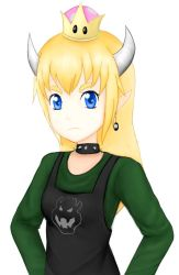 Bowsette by Mighty-Throat-Beard