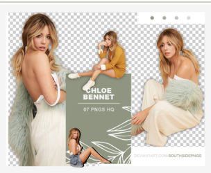 Png Pack 4054 - Chloe Bennet by southsidepngs