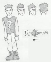 Wonderland Epic - Jack Common by ConnerCoon