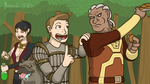 [Thumbnail] Dragon Age: Origins by Memoski