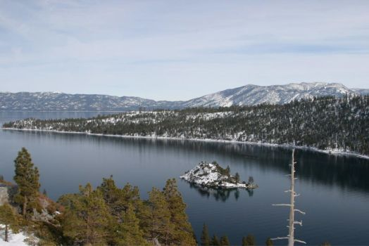 Lake Tahoe I by Shniz