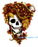 Some Skulls Like Potpourri by ScarySeregwen