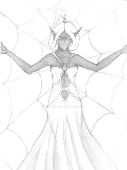 Lolth by kyphi5