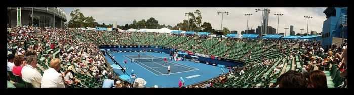 Australian Open 2010 - 2 by Lilithia