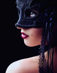 Masked by fae-photography