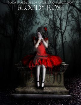 Bloody Rose by MadaB