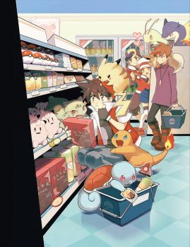 Pokemon:: Pokemart