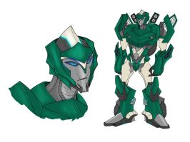 TFP Oc: Faber by Flopse