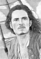 Will Turner by HLMullaney