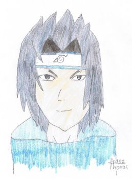 Sasuke colo by Fire-wing-96