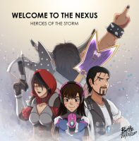 Welcome to the Nexus by cubey1234
